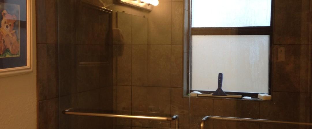 Framless Bath Tub Installation