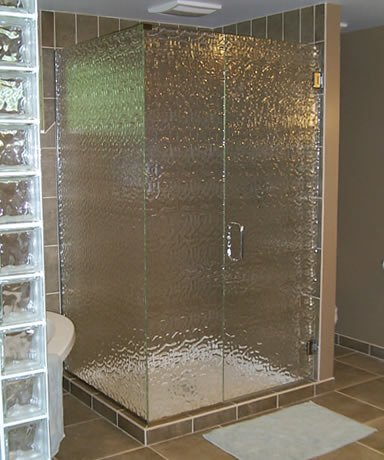 H 4 Krystal Glacier Glass Dfw Bath And Glass