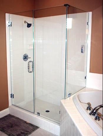 Frameless Glass Shower Doors Dallas TX – Frameless Glass Shower Doors Fort Worth TX - DFW Bath and Glass