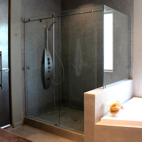Skyline20. Frameless Glass Shower Doors Dallas ...