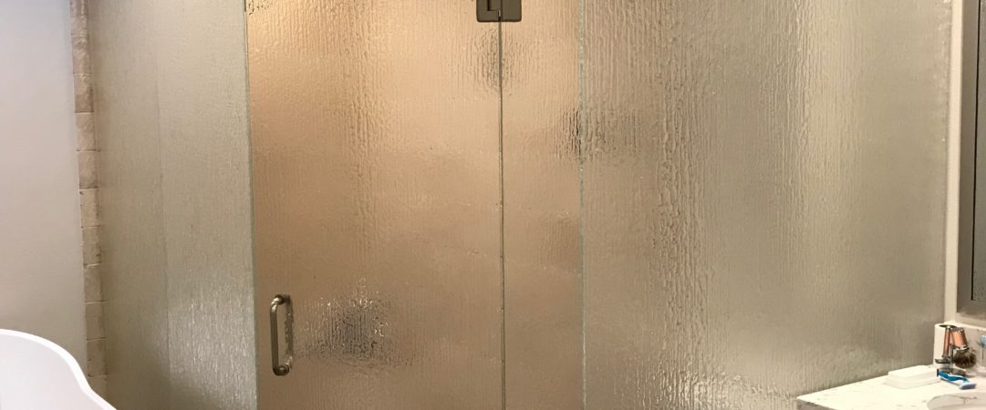 Frameless with privacy glass